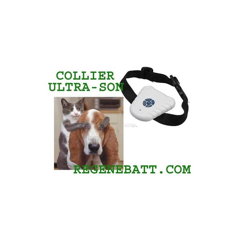 collier anti aboiement ultrason chien bricochanoux. Black Bedroom Furniture Sets. Home Design Ideas