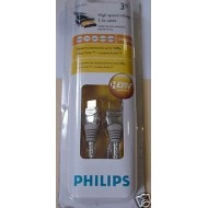 Cable HDMI 1.3 HDTV/Blu-Ray/PS3/XBOX Philips OR 1m