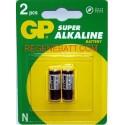 Pile GP 1.5V N LR1 MN9100 Alkaline Haute Capa