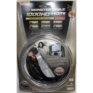 HDMI Monster Cable MC 1000HD-EX 1.3 Blindé OR 2m