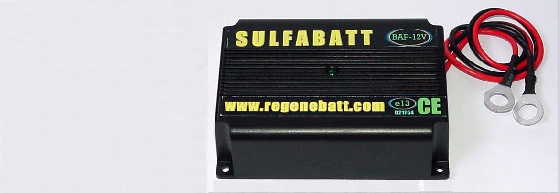 Rénovateur Batterie